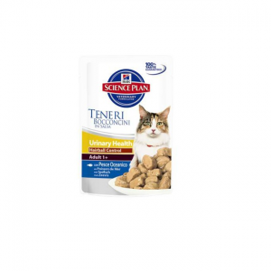 Hill\'s feline adult urinary healt hairball control 12x85 gr