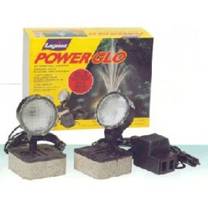 Set faretti da laghetto POWER GLO