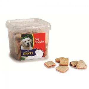 DELI SNACKS DOG BISCUITS 450 gr
