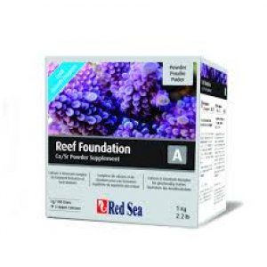 Reef foundation A integratore calgio stronzio 1kg