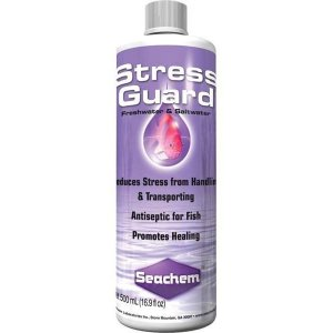 Seachem stress guard 100ml
