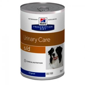 Hill\'s canine S/D 370 gr umido