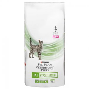 Purina Cat Veterinary Diets HA Hypoallergenic 1,3 kg