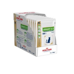 Urinary s/o Moderate calorie Royal Canin 12x100 gr