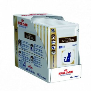 Gastro intestinal gatto Royal Canin 12x100 gr