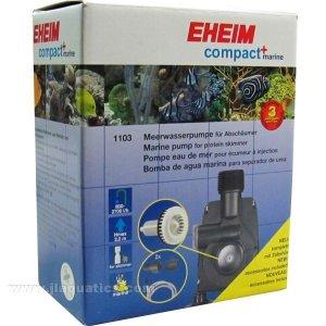 Pompa per schiumatoi acquario marino eheim compact marine for Pompa per pulizia acquario