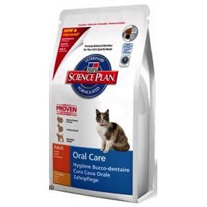 Hill\'s feline Oral care adult 1,5 kg
