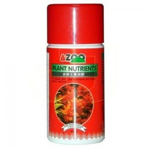Fertilizzante Plant Nutrients per Acquari AZOO