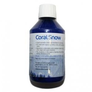 coral snow facilità la massa biologica 250ml