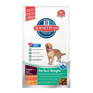 Hill's Science Plan cane adult Large Breed Perfect Weight 2kg