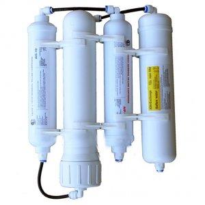 impianto osmosi inversa a 4 elementi hqa