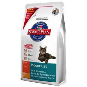 Hill\'s feline Indoor cat con pollo 4 kg