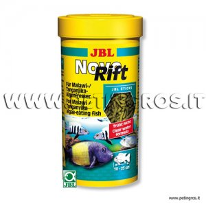 JBL Novo RIFT mangime a base vegetale in pellets