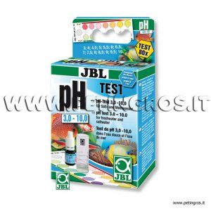JBL TEST-SET PH 3,0-10,0