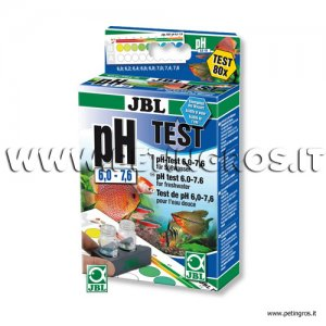 JBL TEST-SET PH 6,0-7,6