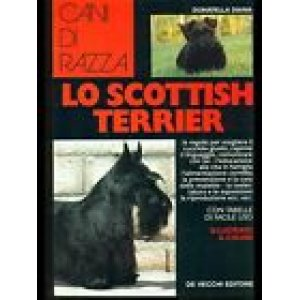 Cani di razza: Lo scottish terrier