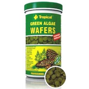 Tropical wafers mangime per pesci ornamentali 250 ml