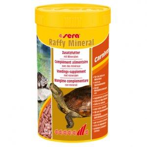 Raffy mineral per tartarughe sera for Pellet per tartarughe