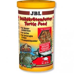 Jbl turtle food mangime per tartarughe d 39 acqua jbl for Mangime tartarughe acqua