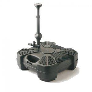 Heissner pompa filtro sommerso con uv 2000 heissner for Pompa filtro laghetto