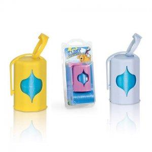 Dispenser porta sacchetti igienici klint 1 rotolo di 20 - Porta sacchetti plastica ...