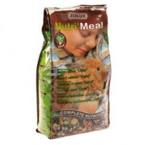 Nutri Meal Coniglio Nano Light kg 1