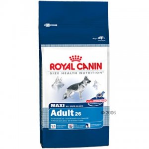 Royal Canin Maxi Adult 4 e 15kg