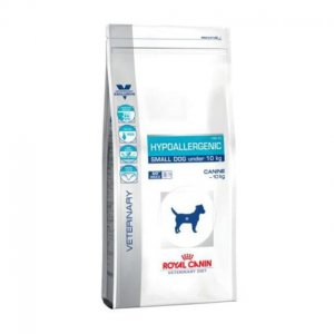Royal Canin Hypoallergenic Small Dog 1 kg - 3,5 kg