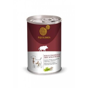 Equilibria alimento per cani 410gr