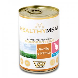 Vbb Healthy meat alimento per cani monoproteico Puppy 400 Gr