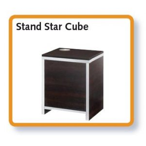 supporto stand star cube