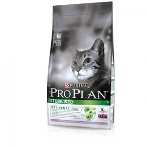Purina Pro Plan Sterilised Tacchino