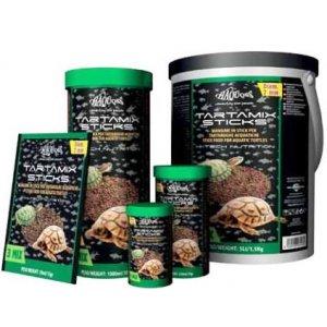 Alimento tartarughe d 39 acqua haquoss for Vitamina a per tartarughe
