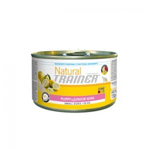 Trainer Natural Dog Puppy & Junior Mini 150 GR