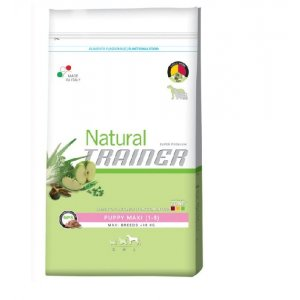 Trainer Natural Dog Puppy Maxi 12,5KG