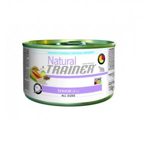 Trainer Natural Dog Senior umido