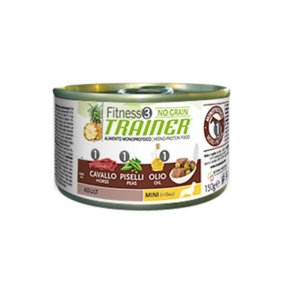 Trainer fitness 3 adult mini No gluten 150 gr