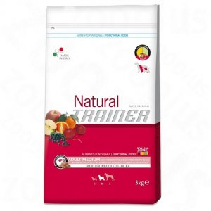 Trainer Natural Dog Adult Medium 12.5 Kg