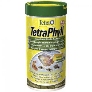 Tetra phyll mangime vegetale per pesci tetra for Cibo per pesci tropicali