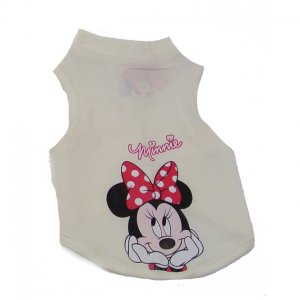 Disney T-SHIRT MINNIE BIANCA