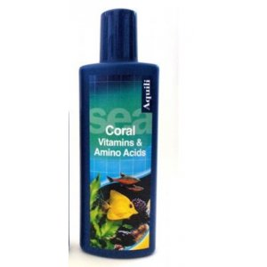Aquili coral vitamins e amino acids 250 ml