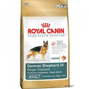 Cibo per Cani Pastore Tedesco Adulto GERMAN SHEPHERD [24] ADULT Royal Canin