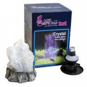 Kit Decorazione+Areatore+Luce H2 Show Crystal [Hydor]