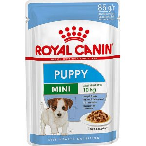 Royal Canin buste cane  puppy mini 12x85gr