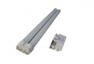 lampada pl attacco G11 96W 10000k + fitostimolante