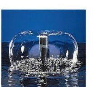 "Gioco d'acqua campana 1"" bell water jet 1"