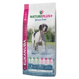 Eukanuba Natureplus large Salmon 14kg