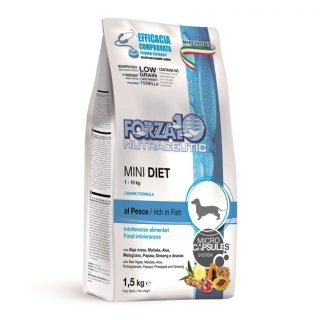 Forza 10 mini diet low grain