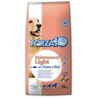 Forza 10 maintenance light tonno e riso 24/8 kg 12,5