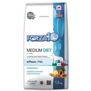 Forza 10 medium diet pesce